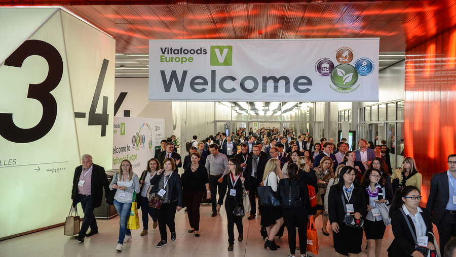 Podcast: What Was Hot at Vitafoods Europe 2017