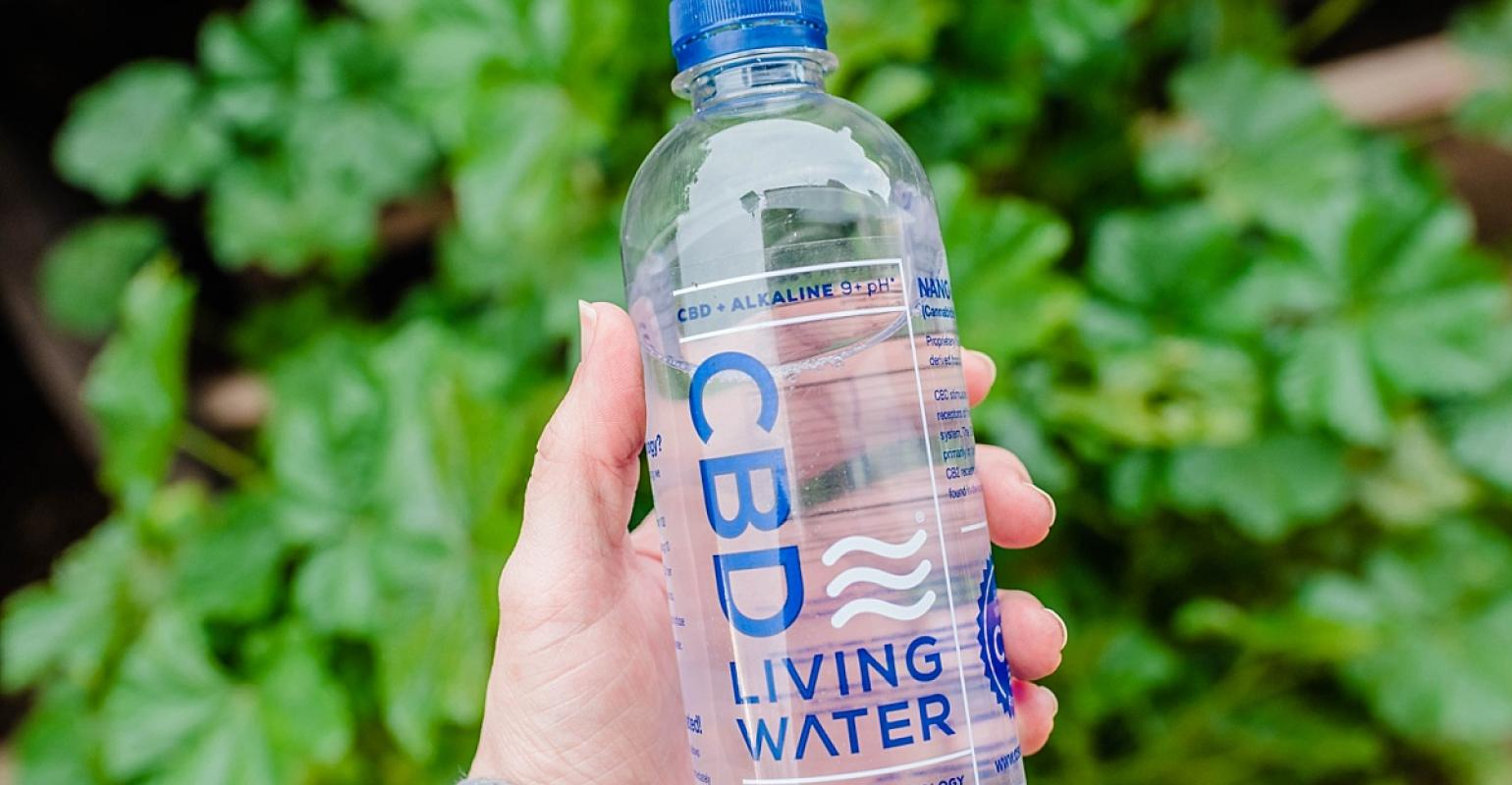 CBD-infused water: A damp squib? | Vitafoods Insights