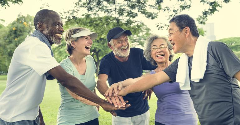 healthy ageing joints
