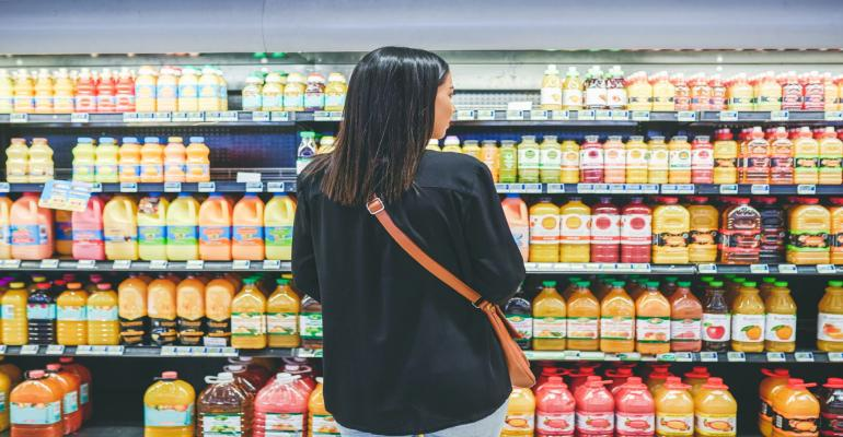 Consumers seek beverages for immune support