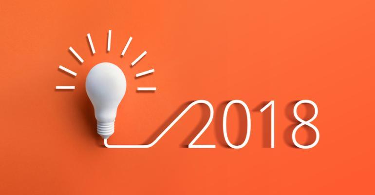 Lightbulb for 2018