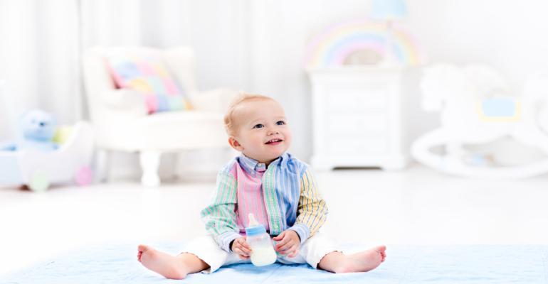 SN-2 Palmitate in Infant Formula Offers Bone Health Benefits