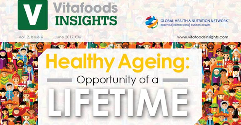 Healthy Ageing: Opportunity of a Lifetime