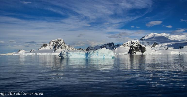 antarctic fishing