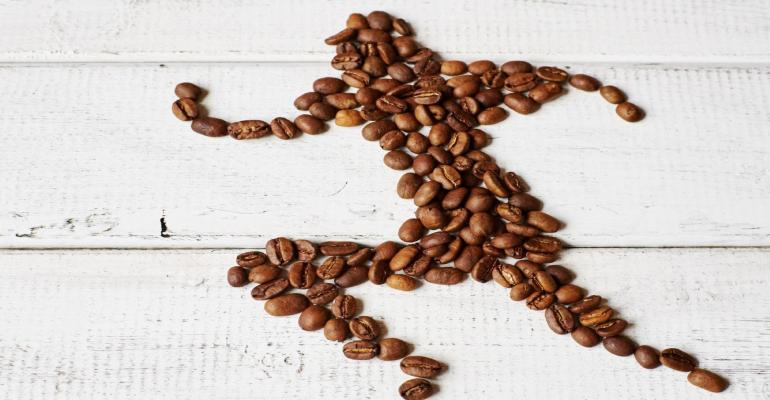 Caffeine boosting exercise performance