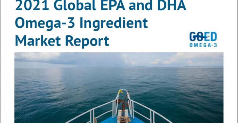 GOED 2020 omega-3 market report