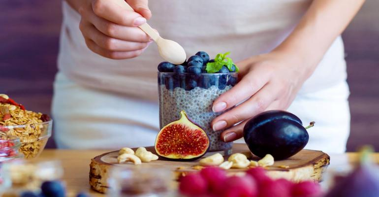Healthy breakfast for digestive health