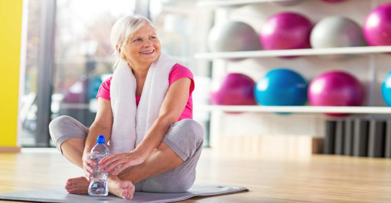 Addressing Age-Related Challenges Through Astaxanthin Supplementation