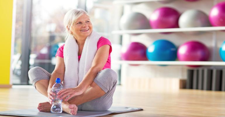Addressing Age-Related Challenges Through Astaxanthin Supplementation