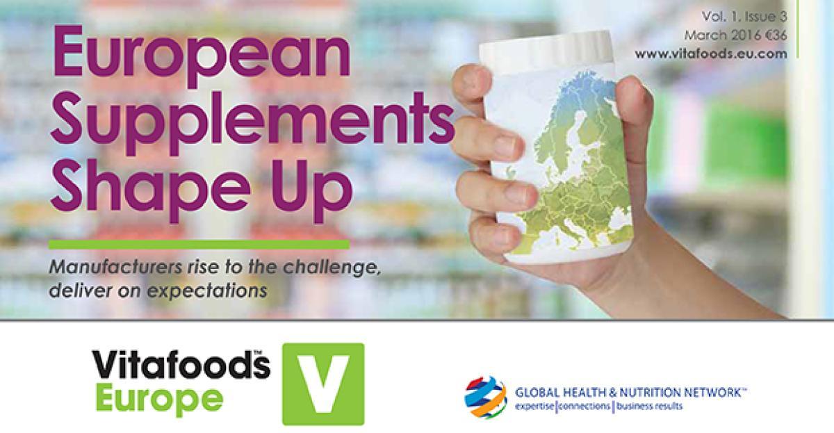 European Supplements Shape Up