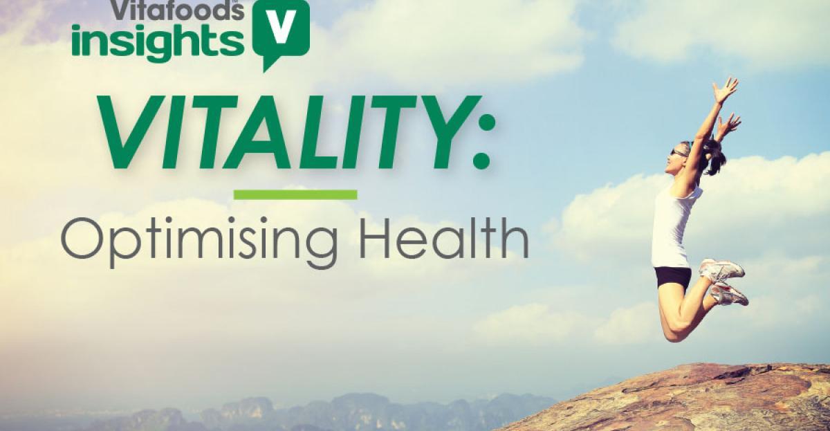 Vitality: Optimising Health