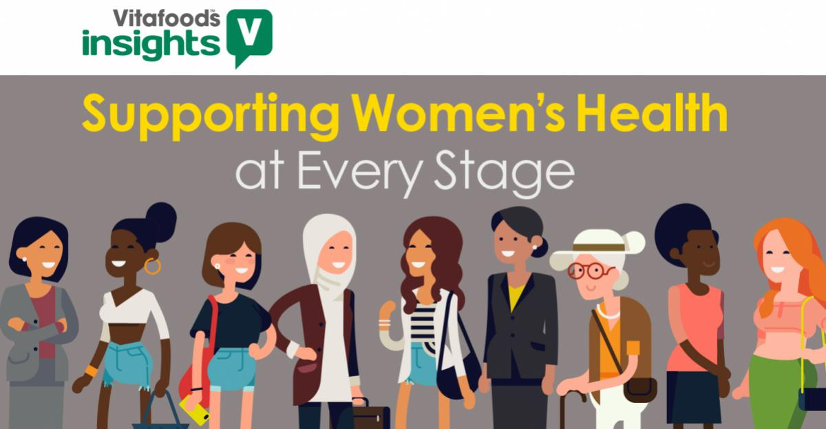 Supporting Women's Health at Every Stage