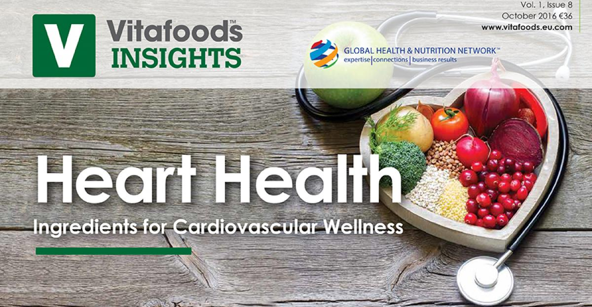 Heart Health: Ingredients for Cardiovascular Wellness