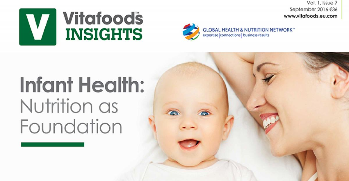 Infant Health: Nutrition as Foundation