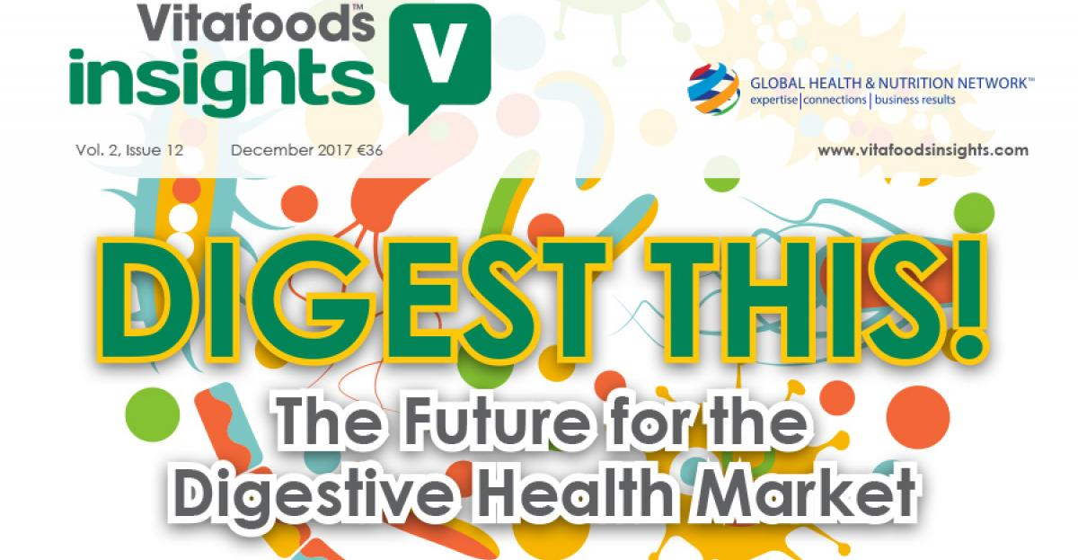 Digest This! The Future for the Digestive Health Market